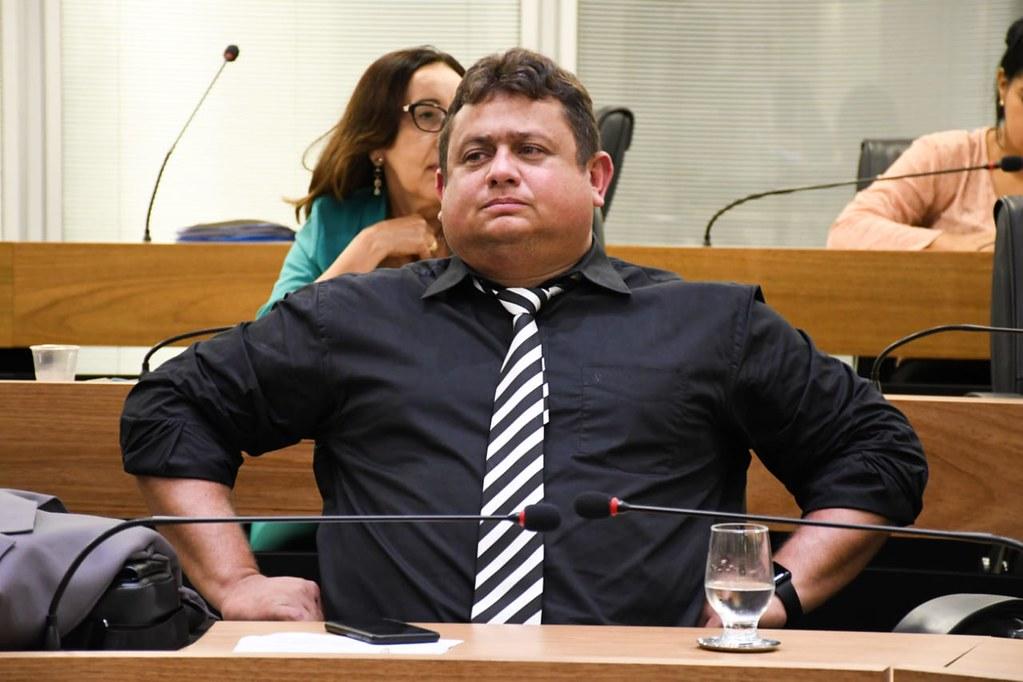 Wallber Virgolino (Foto: Divulgação/ALPB)