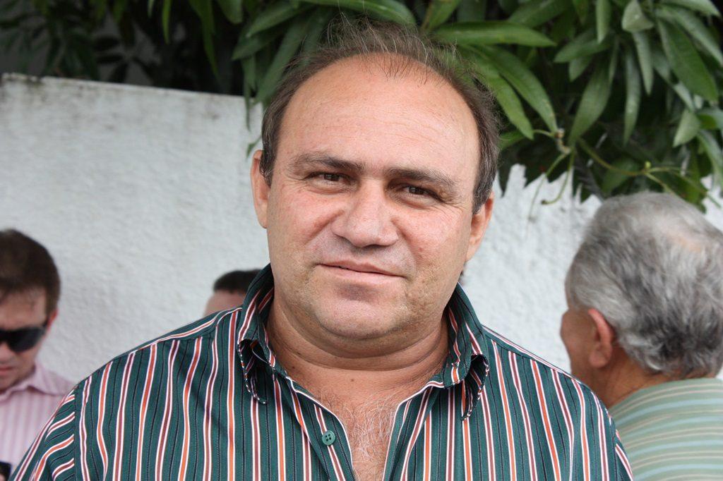 Ex-prefeito de Catingueira Edvan Félix (Foto: Francisco França/Arquivo)