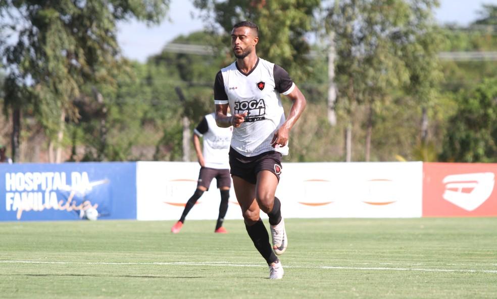 Bruno Gonçalves, atacante do Botafogo-PB